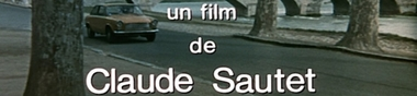 Quelques films avec Claude Sautet [Top]