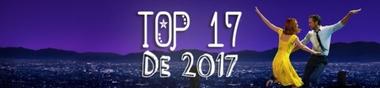 Top 17 de 2017