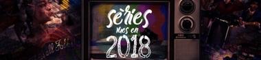 Séries vues en 2018