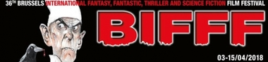 BIFFF 2018 (Brussels International Fantastic Film Festival)