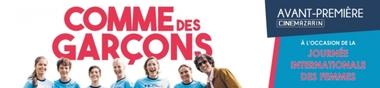 Comme des garçons streaming VF film en Français