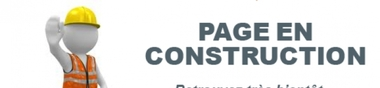 Liste en construction