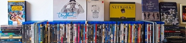 Ma collection de blu-ray d'amour <3