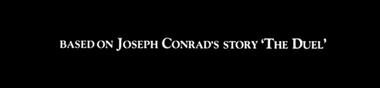Joseph Conrad au cinéma [Chrono]