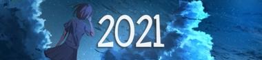 2021, le retour de l'animé