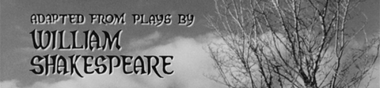 Shakespeare au cinéma [Chrono]
